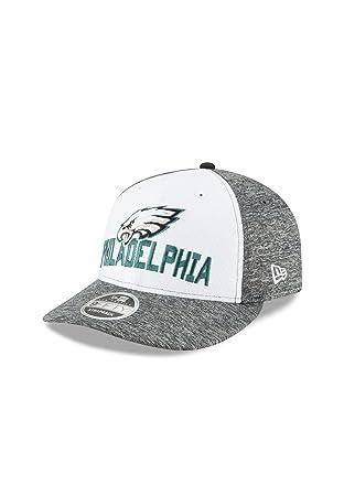 d8ab813c9 ... LII Script Snapback Adjustable Hat  wide range d168f 7e418 New Era  Philadelphia Eagles Superbowl Opening Night SB52 9fifty Snapback Cap Low ...