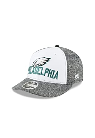 a4fdb23f00b Image Unavailable. Image not available for. Color  New Era Philadelphia  Eagles Super Bowl Lii Opening Night Low Profile 9FIFTY Snapback Adjustable  Hat –