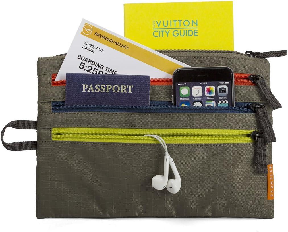 Crumpler Passport Wallet Golden Weed Beige - ZIPFP-003