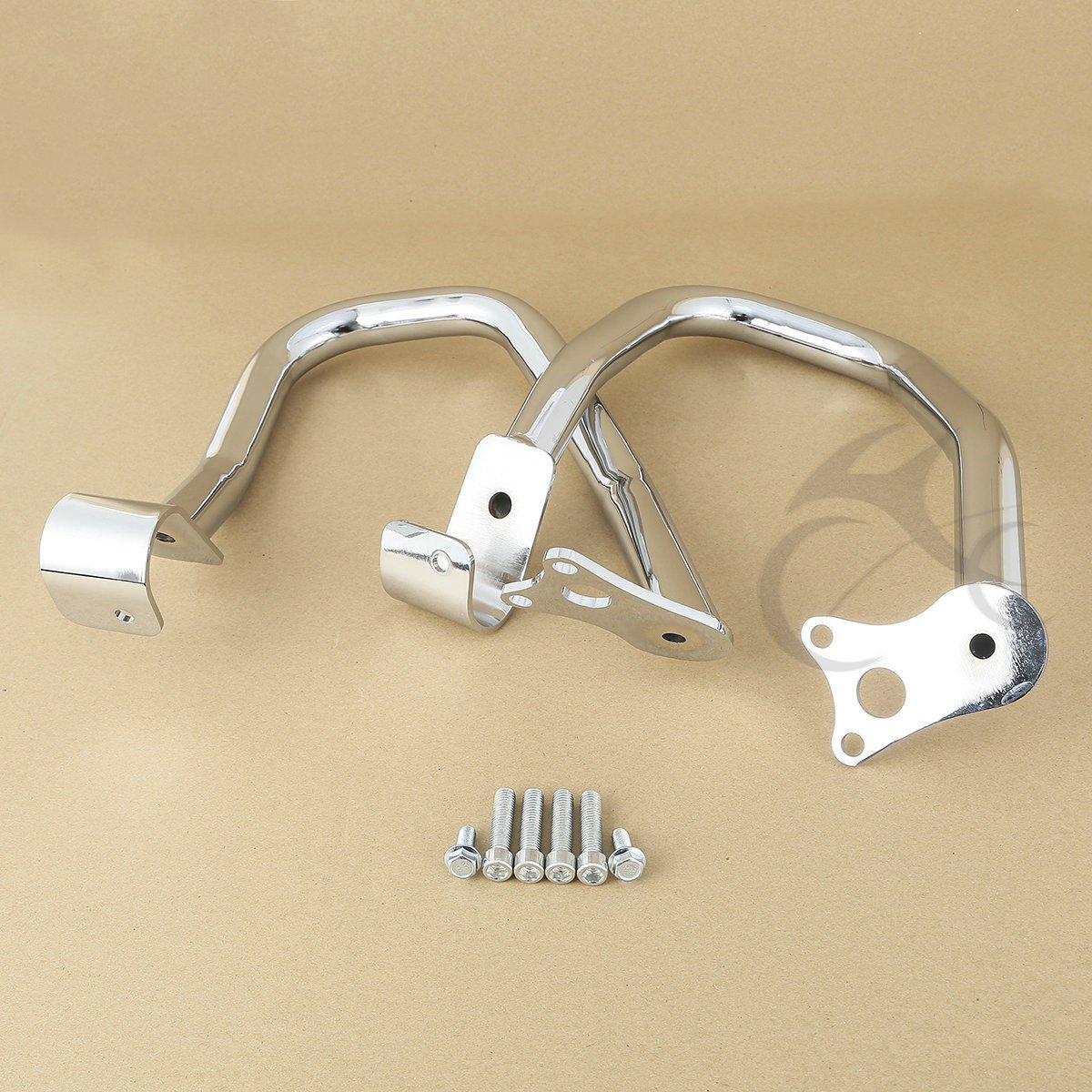 XFMT Highway Engine Guard Crash Bar Kit Compatible with Indian Scout 2015-2016 Scout Sixty 2016 2881756-156 Replace Part Number