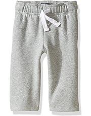 The Children's Place Baby Boys' Gym Uniform Fleece Pant