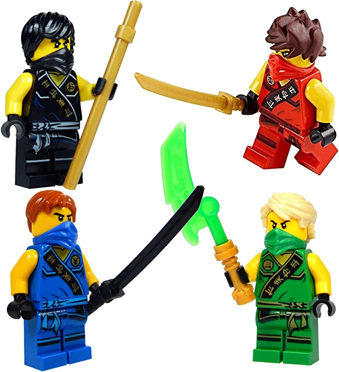 Lego Ninjago™ Limited Edition Mini Figurine Kai New /& 2017