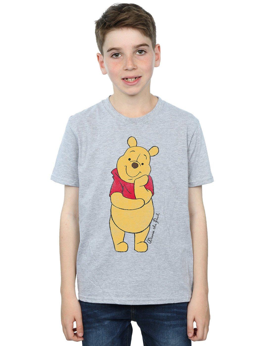 Winnie The Pooh Classic Pooh 2092 Shirts