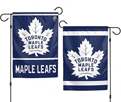Amazon.com   Toronto Maple Leafs WC Garden Flag Premium 2-Sided ... fbe1a5490