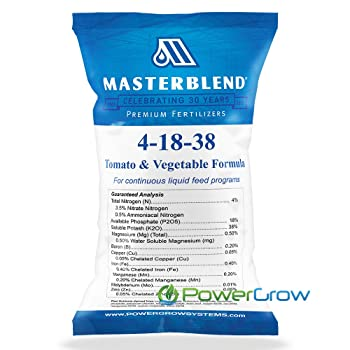 Best Tomato Fertilizer Formulation with Great Value for Money: MasterBlend Vegetable & Tomato Fertilizer