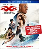 xXx: Return of Xander Cage (Blu-ray+DVD+Digital HD)