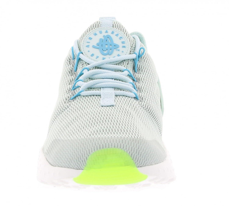 competitive price d7ec8 3a368 Nike W Air Huarache Run Ultra, Chaussures de Sport Femme, Bleu-Azul Claro ( Fiberglass Elctrc Green-GMM BL), 35 1 2 EU  Amazon.fr  Chaussures et Sacs