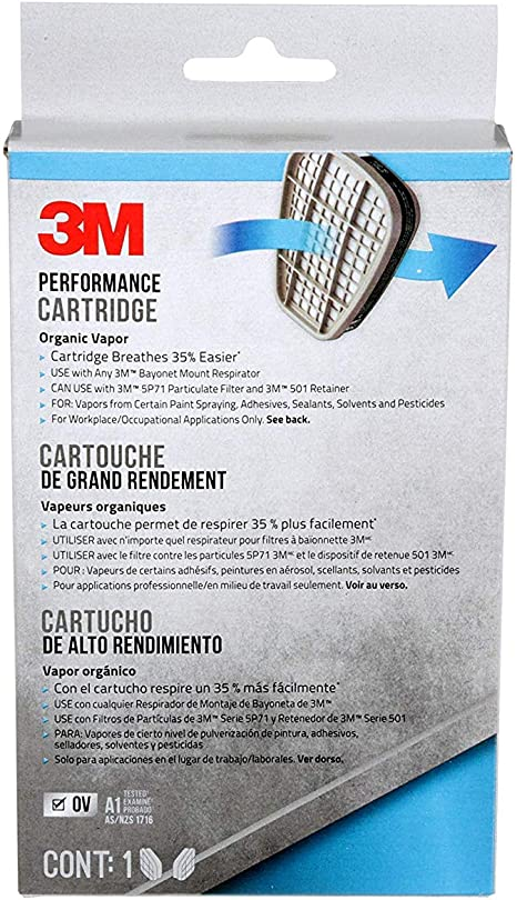 3m mask filter cartridge