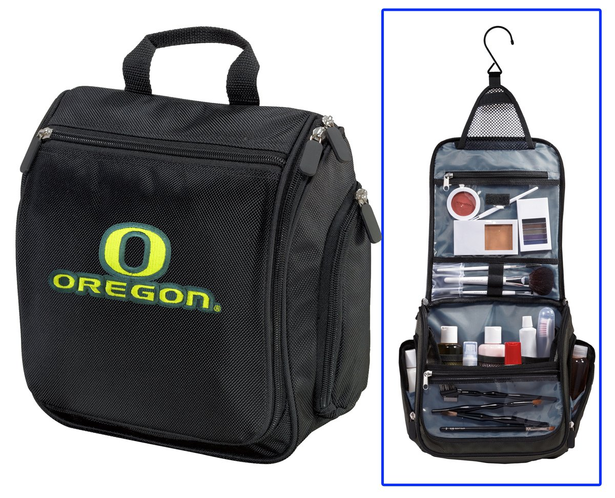 University of Oregon Toiletry Bags Or Hanging UO Shaving Kits