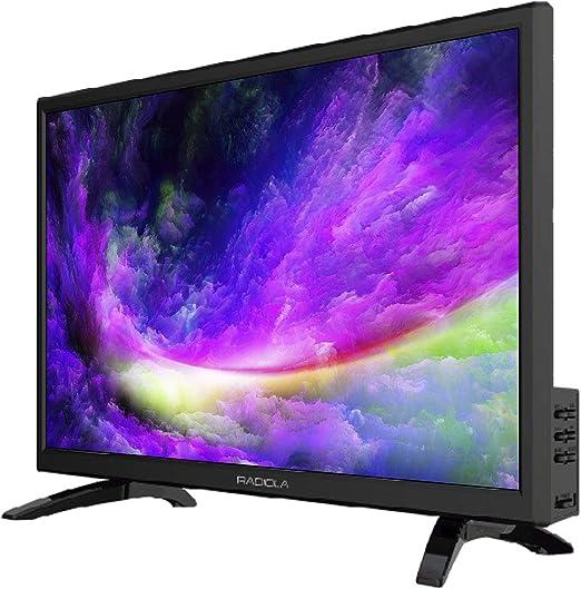 Televisor Led 22 Pulgadas Full HD 12V, Radiola LD22100K. Especial ...