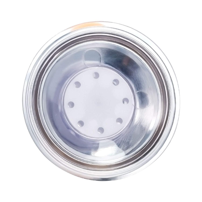 1 Pieza, Llave Naranja Soporte de Alcachofa de Ducha Ajustable Ventosa de Ba/ño Soporte de Alcachofa de Ducha de Pl/ástico ABS con Cromo Pulido para M/ármol Vidrio Metal Cer/ámico