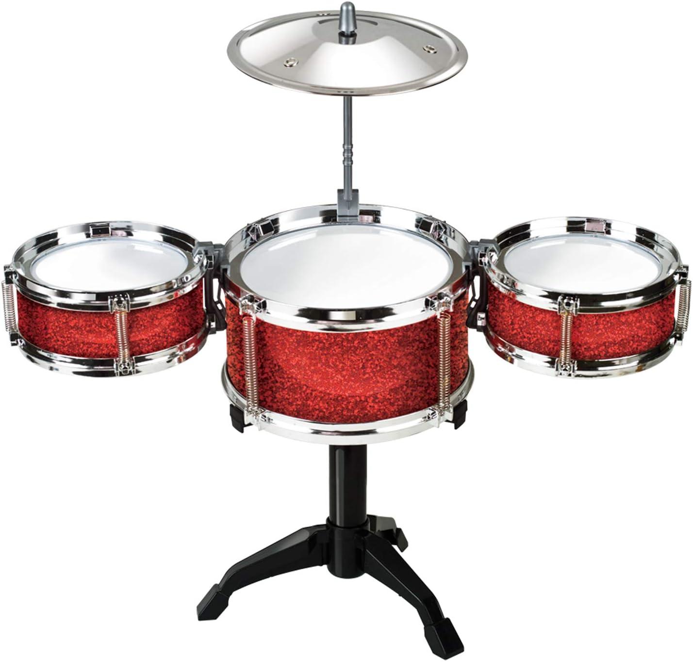 by Desktop Drum Set Red Desktop Drum Set