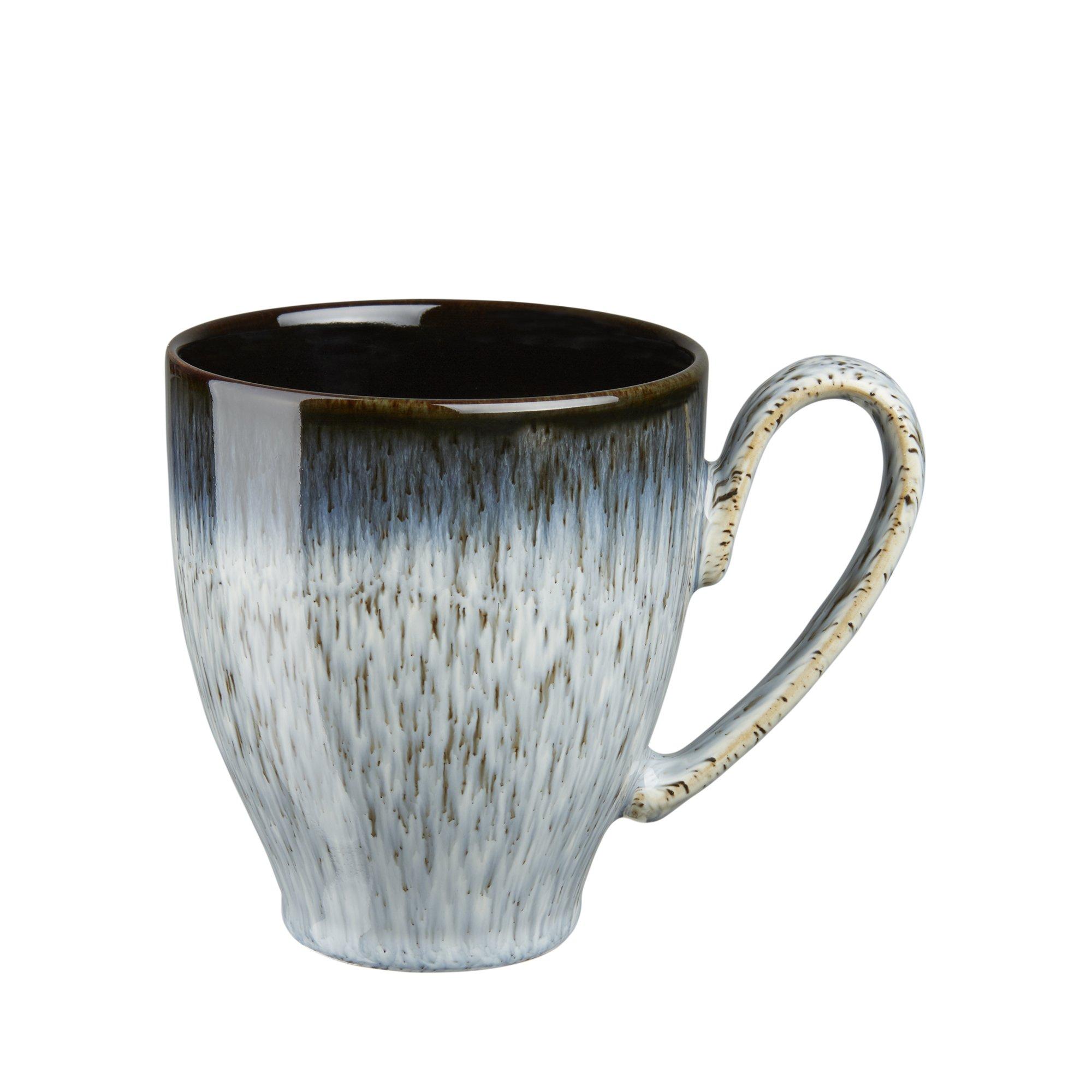 Denby Halo Large Mug, Set of 4