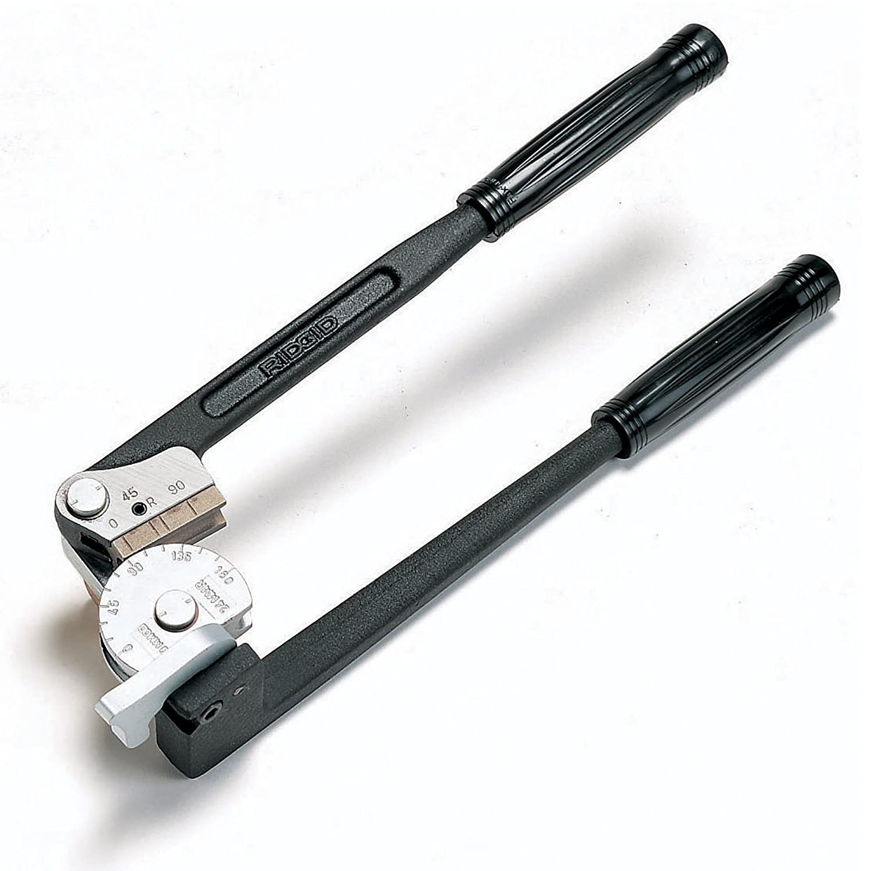 Dobladora de tubos de 12 mm para curvas de hasta 180 grados Dobladora de tubos RIDGID 36132 Modelo 408 Dobladora para instrumentos