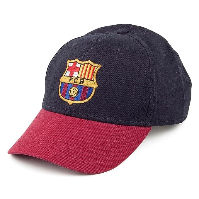 Village Hats Gorra de béisbol Core FC Barcelona - Azul Marino ...