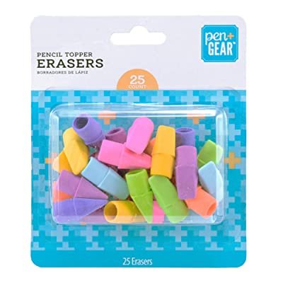 Pencil Topper Erasers: Arts, Crafts & Sewing