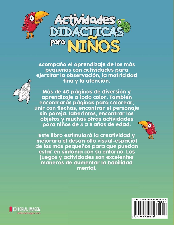 Actividades Didacticas Para Ninos Juegos Y Actividades Para Ninos