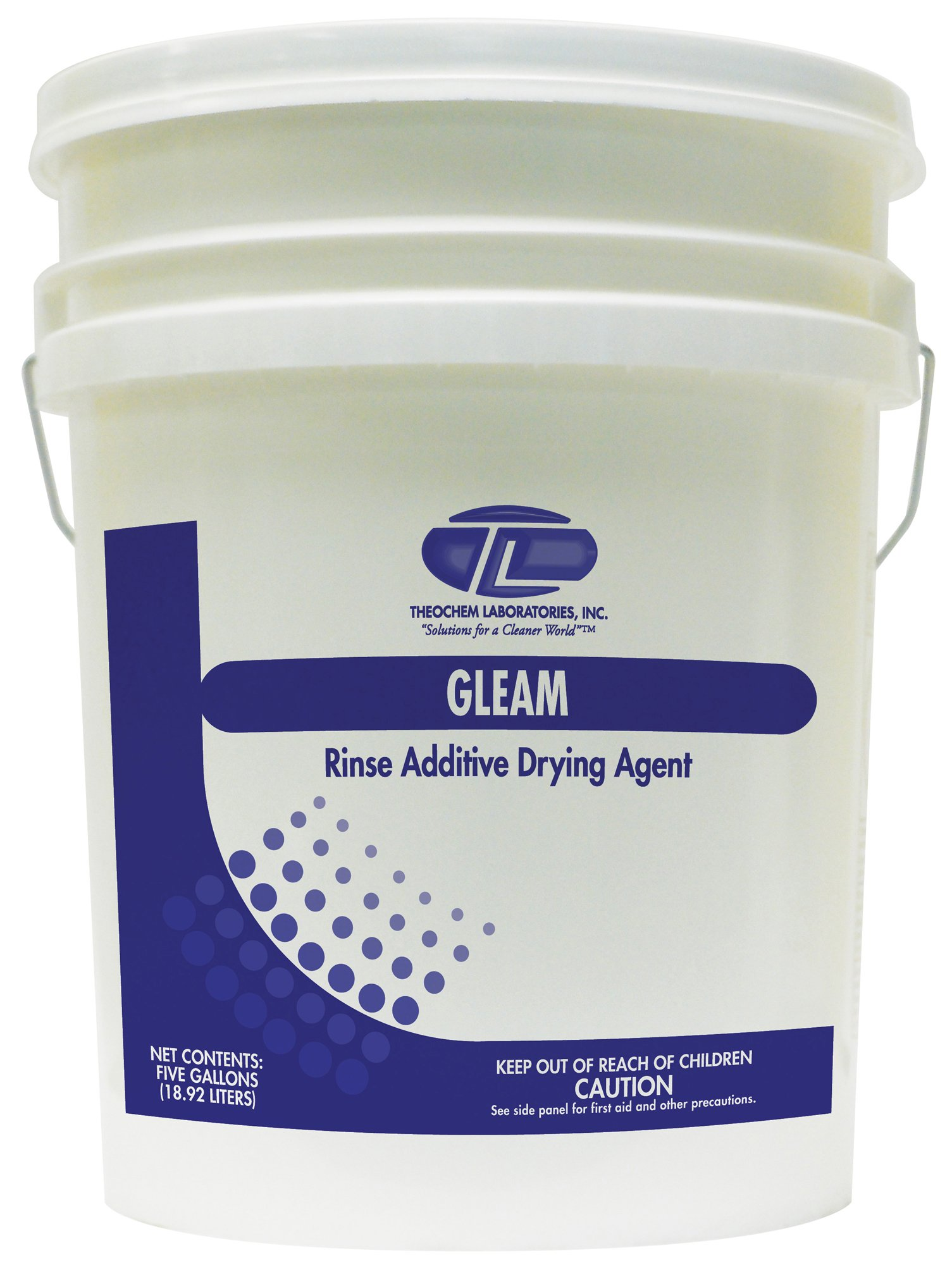 THEOCHEM LABORATORIES GIDDS-556155 Non-Acid Crystal Drain Opener And Cleaner, 1 lb
