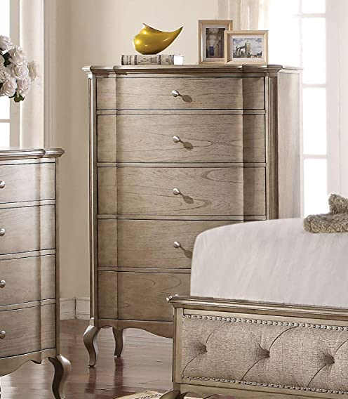 ACME Chelmsford Antique Taupe Chest