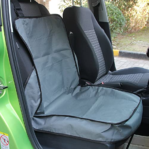 Pet Dog Single Car Front Seat Cover Protection Mat