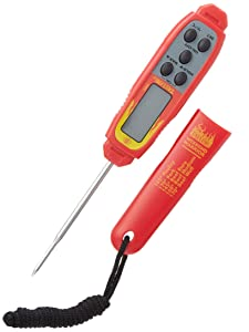 UNDERSTANDING COOKING THERMOMETERS