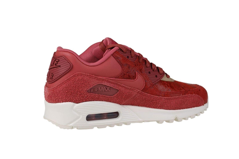 huge selection of cd7e6 463d5 Nike - WMNS Air Max 90 SD - 920959800 - Couleur  Bordeaux-Blanc-Rouge -  Pointure  40.5  Amazon.fr  Chaussures et Sacs