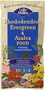 Lilly Miller Rhododendron Evergreen And Azalea Food 10-5-4 16lb