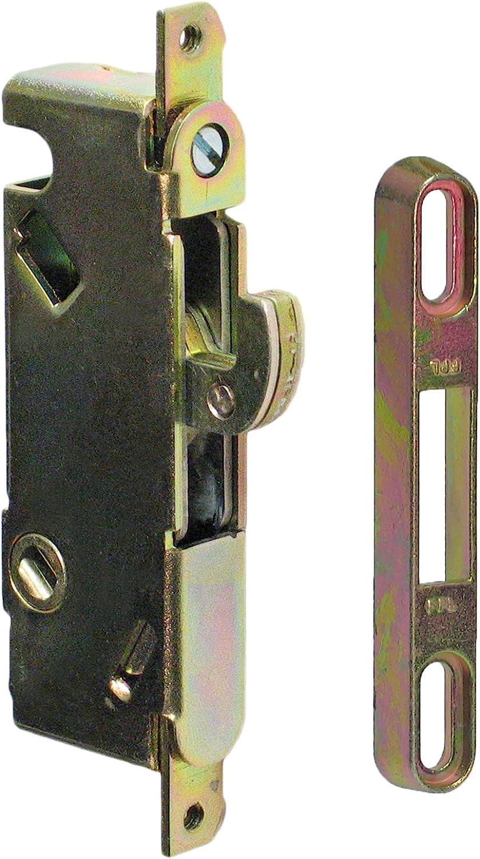 FPL #3-45-S - Cerradura de repuesto para puerta corredera de vidrio: Amazon.es: Bricolaje y herramientas
