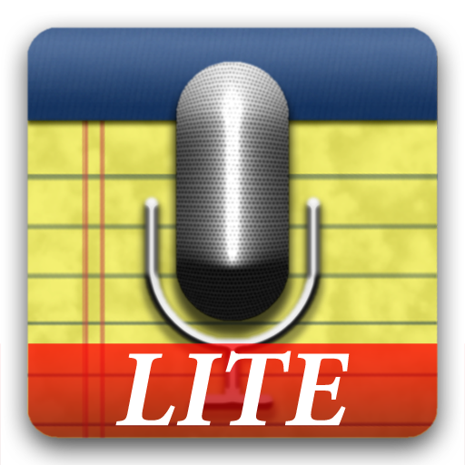 (AudioNote LITE - Notepad and Voice Recorder)