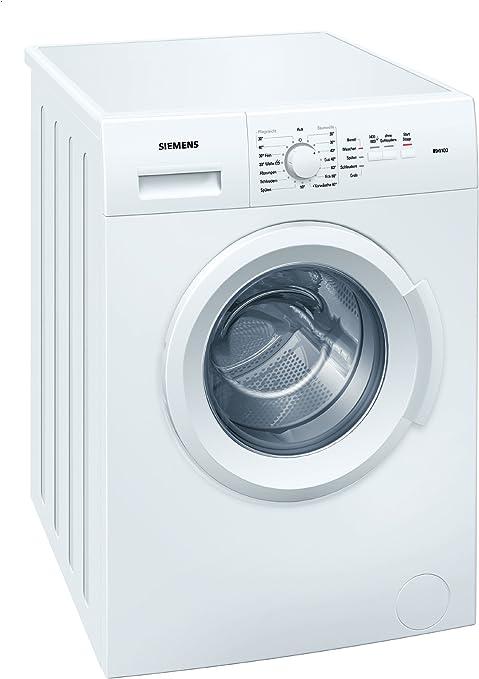 Siemens WM14B060 - Lavadora (A +, 0.87 kWh, 2300 W, 600 mm, 560 mm ...
