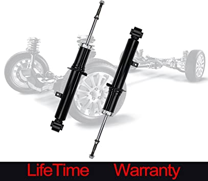Pair Set of 2 Rear KYB Excel-G Shock Absorbers For Buick Encore Verano Chevrolet Cruze