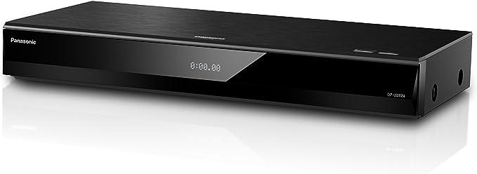 Panasonic Dp Ub824egk Uhd Blu Ray Player 4k Blu Ray Disc 4k Vod 2x Hdmi Usb 7 1 Analogue Outputs Alexa Voice Control Home Cinema Tv Video