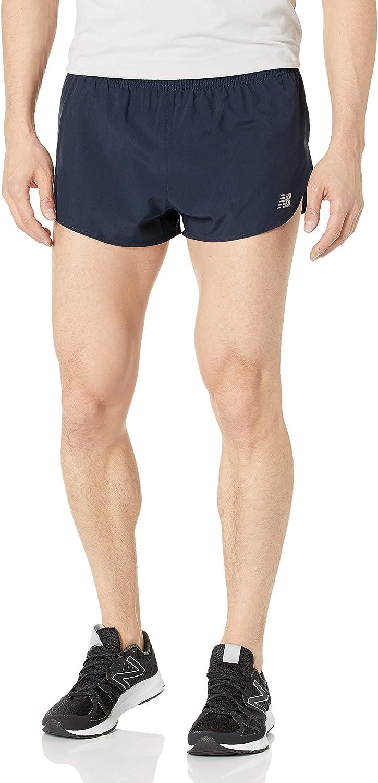 New Balance Accelerate 3in Split Pantalones Cortos Hombre