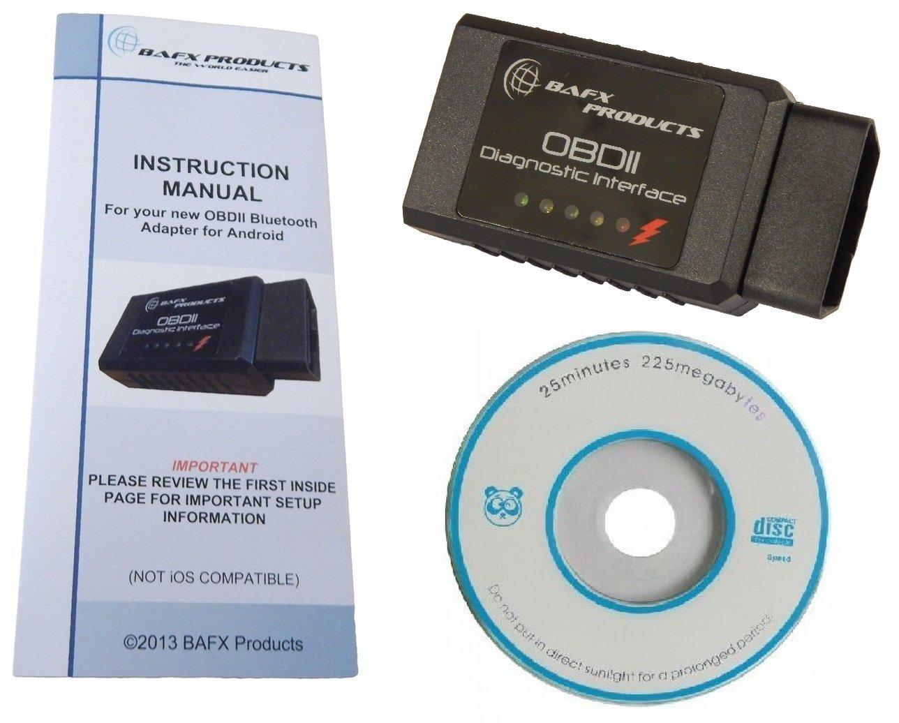 Автомобильный инструмент BAFX Products 34t5 Bluetooth