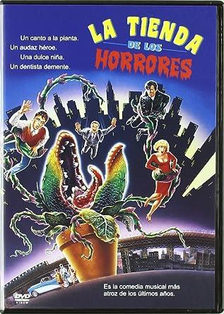 La Tienda De Los Horrores 1986 Import Espagnol Movies Tv