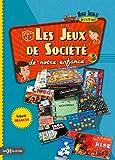 Les jeux de société de notre enfance