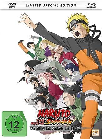 Naruto Shippuden - Die Erben des Willens des Feuers - The ...