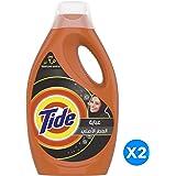 Tide Abaya Liquid Detergent - Pack of 2-Pieces (2 x 1.85 L)