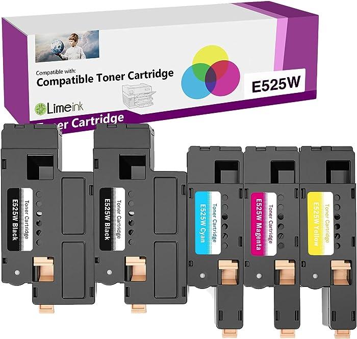 Top 10 Dell Color Mfp E525w Toner