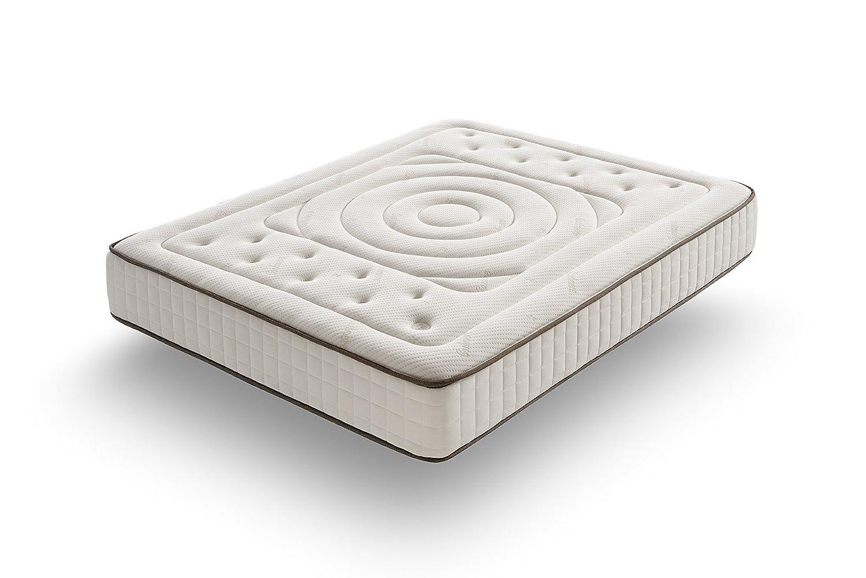 Living Sofa COLCHÓN COLCHONES VISCOELASTICO VISCOELASTICA VISCO Imperial Cashmere Relax® 25CM Todas Las Medidas (160 X 190): Amazon.es: Hogar