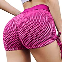 A AGROSTE Women's Yoga Pants High Waist Seamless Leggings Tummy Control Active Energy Running Workout 4 Way Stretch…