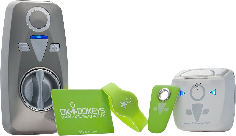 Smartphone Controlled Door Locks
