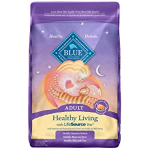 Blue Buffalo Wilderness Weight Control Chicken Recipe Grain-Free Dry Cat Foo