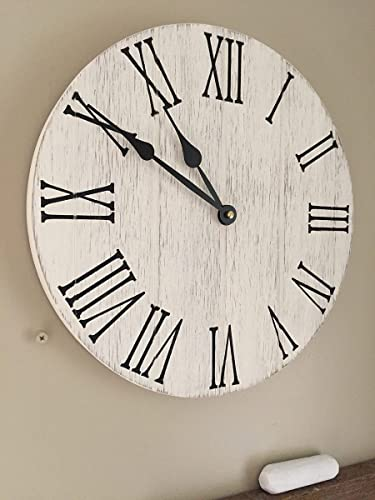 Amazon.com: Farmhouse Kitchen Clock, 12\