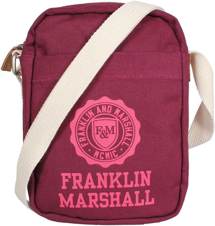 Franklin & Marshall – schou dertas – Small – Burdeos Solid: Amazon.es: Electrónica