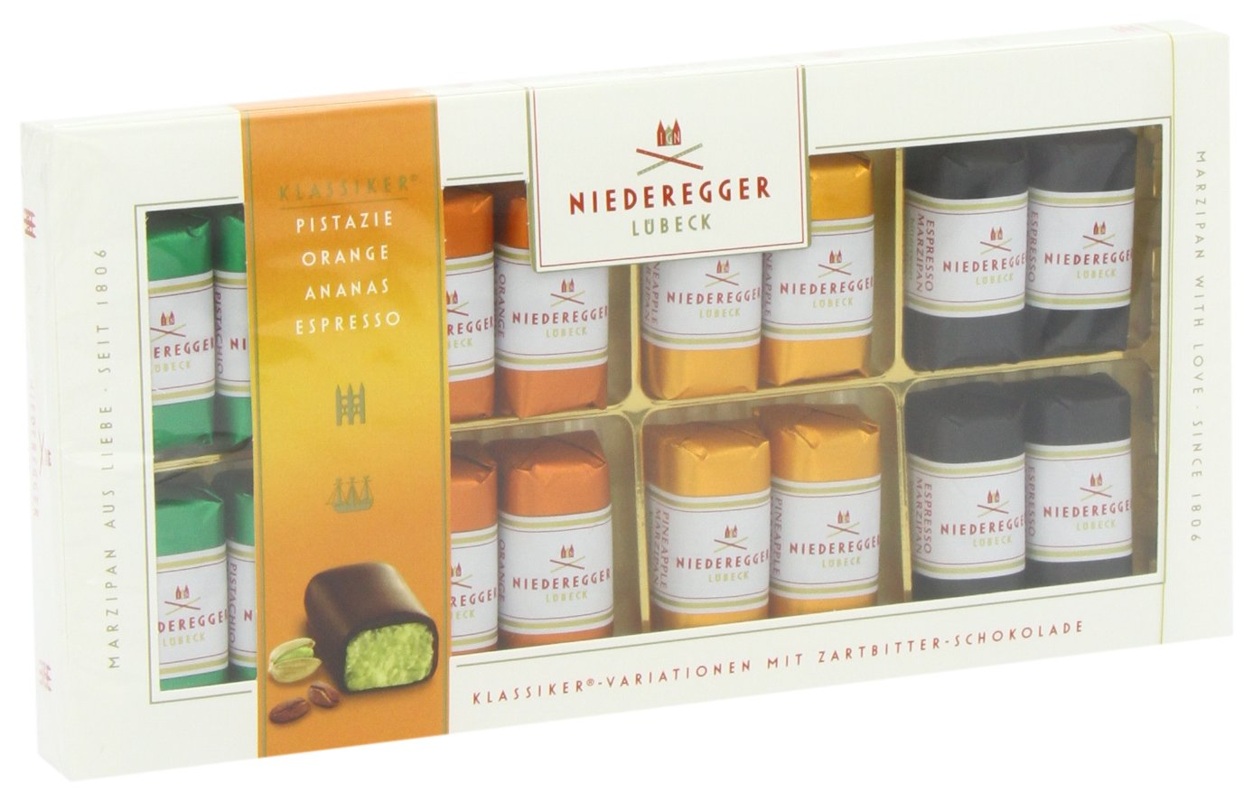 Niederegger Classic Marzipan Variations - 200 g/7.0 oz by Niederegger (Image #6)