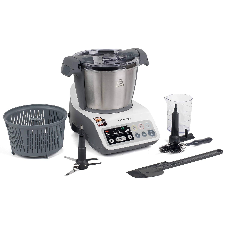 Los Angeles utilisation durable qualité parfaite Kenwood CCC200WH CCC200 kCook Cooking Food Processor, 1.5 L, 800 W,  White/Grey, 150 W, 1.5 liters