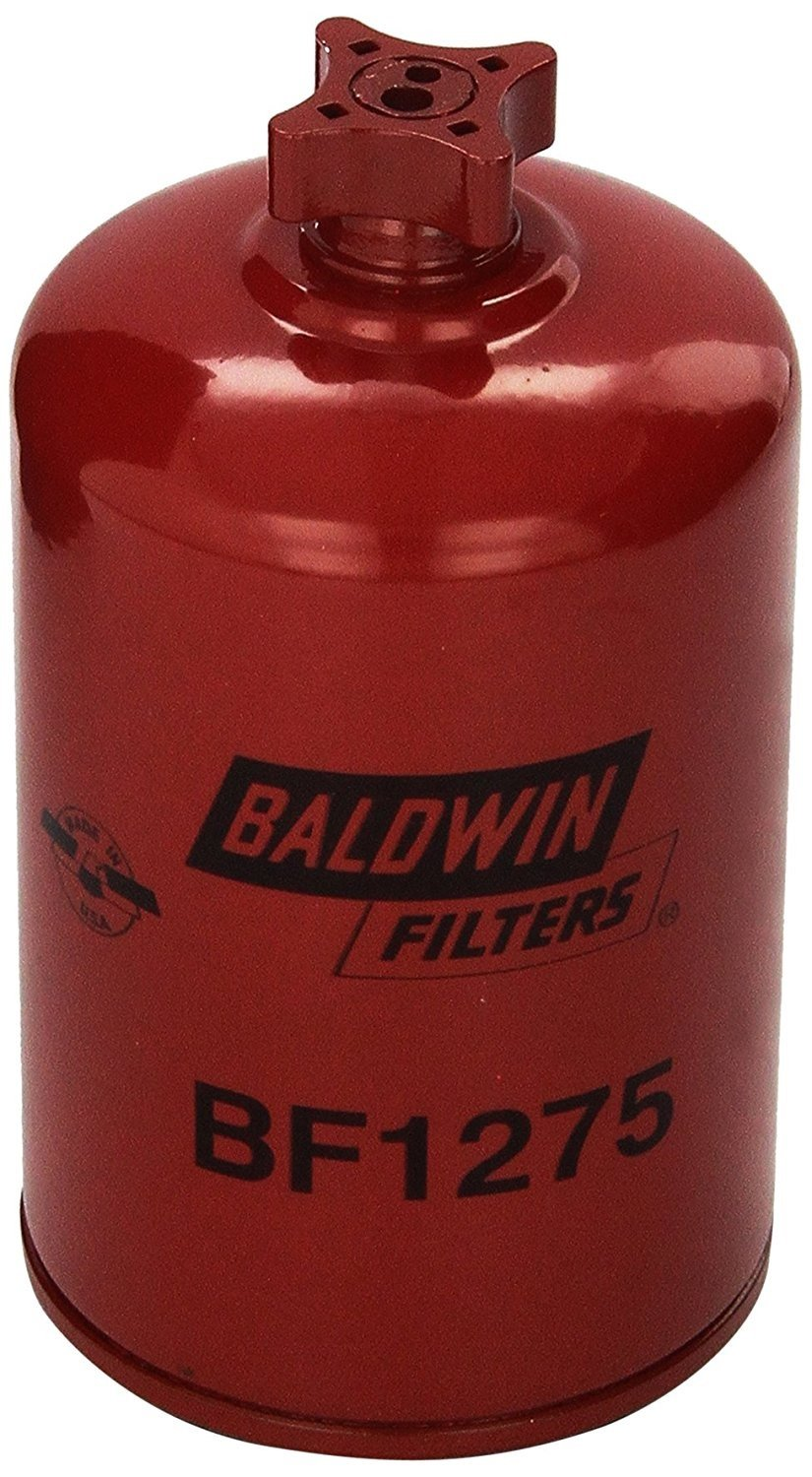 Baldwin BF1275 Heavy Duty Diesel Fuel Spin-On Filter (Pack of 2) by Baldwin