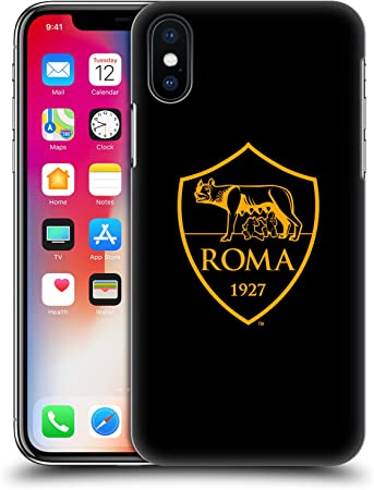 AS Roma As Roma Cover Rigida per iPhone X/iPhone XS