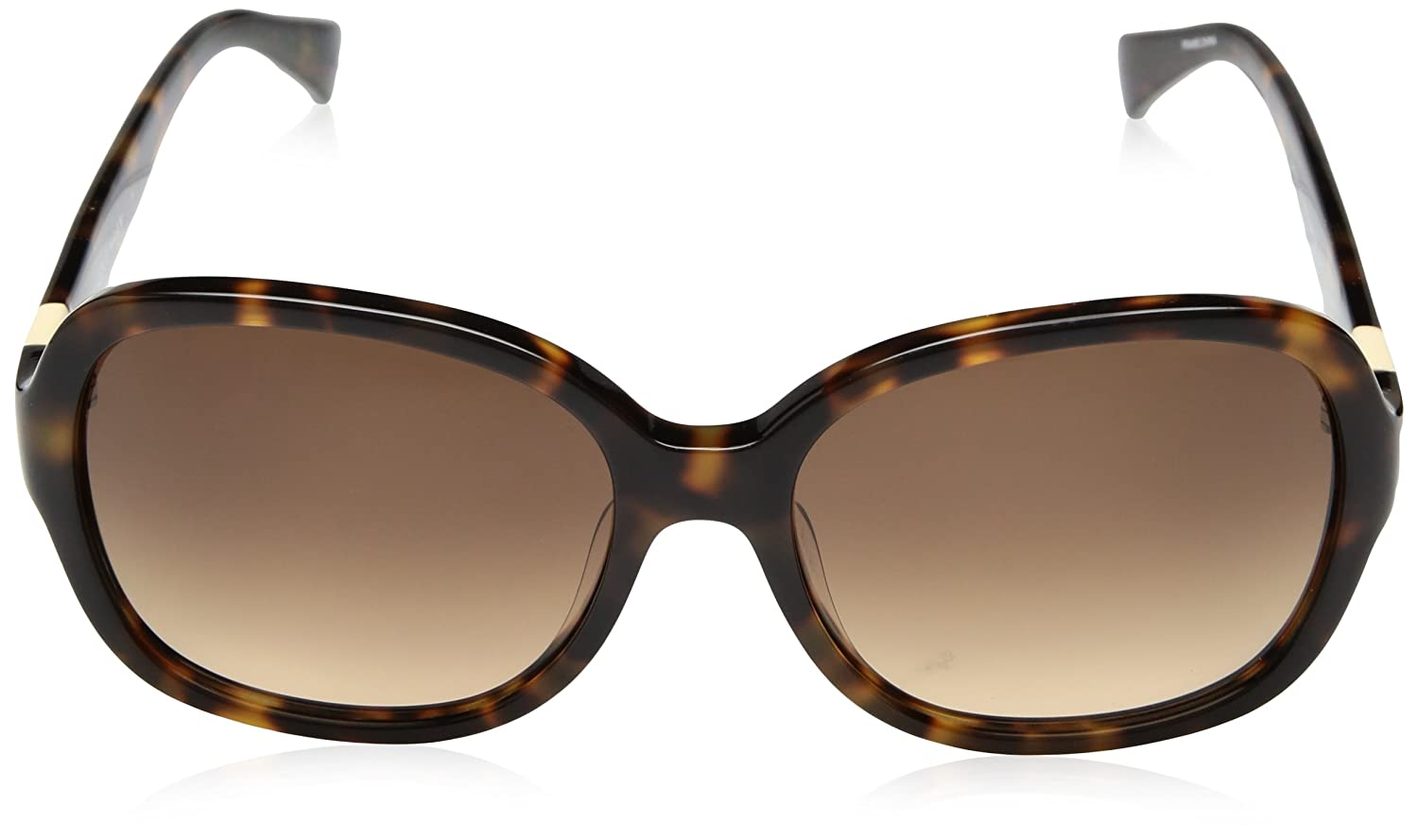 Amazon.com: Cole Haan ch7001s rectangular anteojos de sol ...